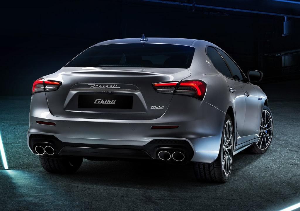 2021 Yeni Maserati Ghibli Hybrid Teknik Özellikleri