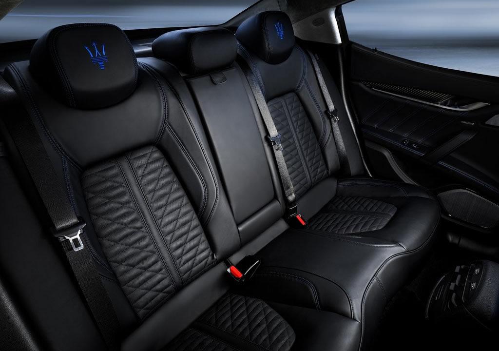 2021 Yeni Maserati Ghibli Hybrid Donanımları