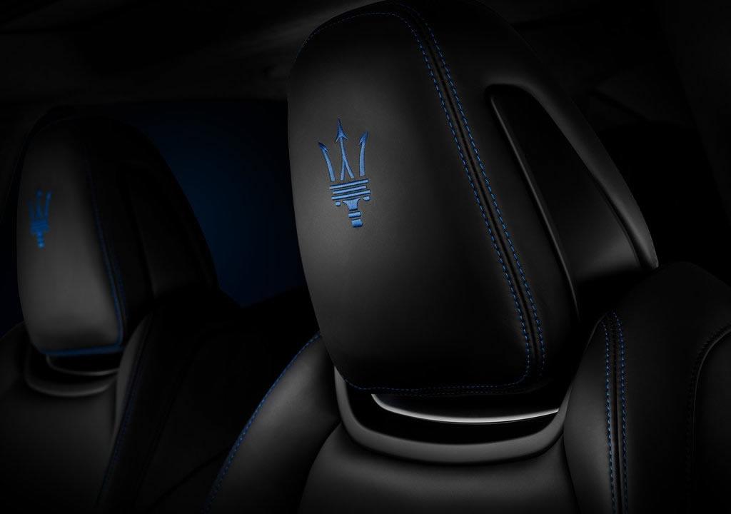 2021 Yeni Maserati Ghibli Hybrid Türkiye