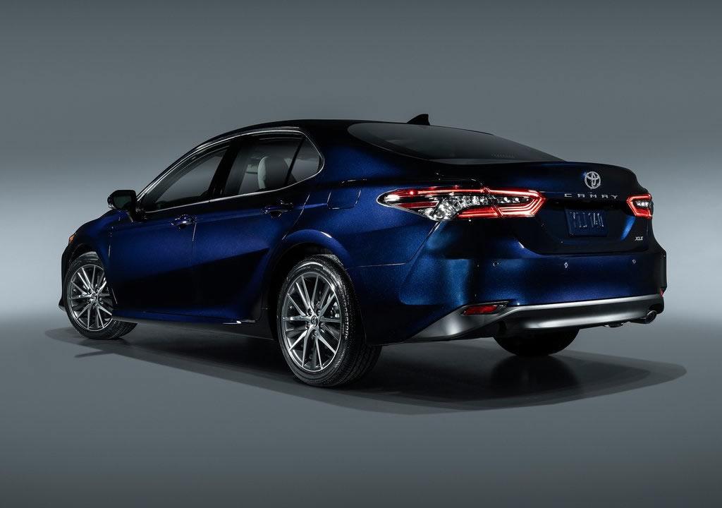 2021 Yeni Toyota Camry