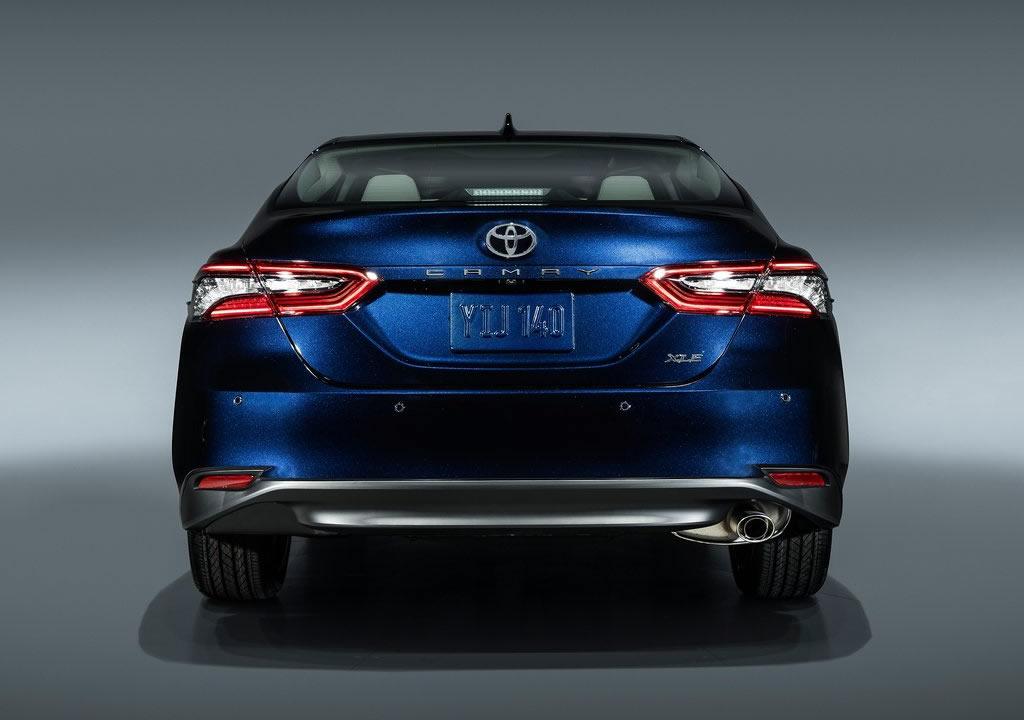 2021 Yeni Toyota Camry Donanımları