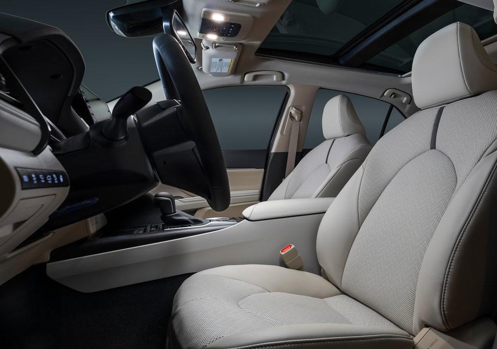 2021 Yeni Toyota Camry Fotoğrafları