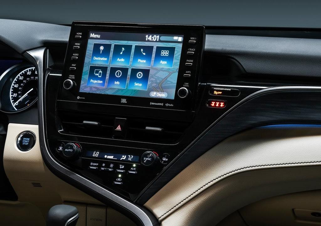 2021 Yeni Toyota Camry Türkiye
