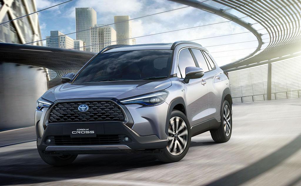 2021 Yeni Toyota Corolla Cross Teknik Özellikleri