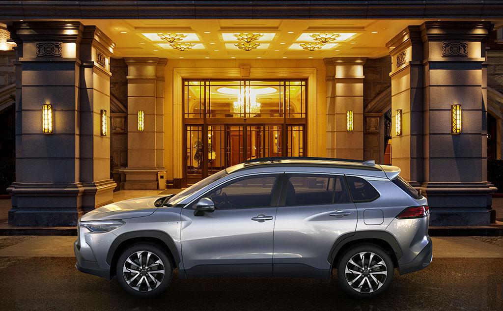 2021 Yeni Toyota Corolla Cross Özellikleri