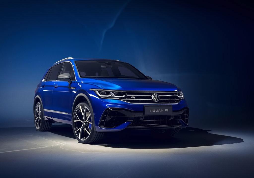 2021 Yeni Volkswagen Tiguan R Özellikleri
