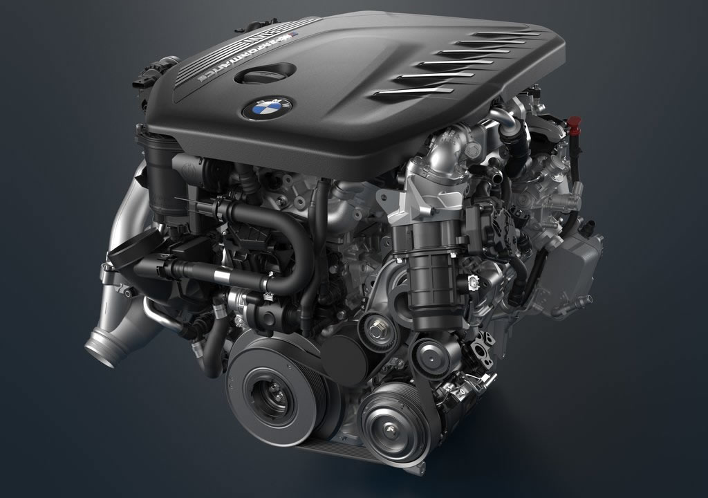 2021 BMW 5 Serisi Motoru