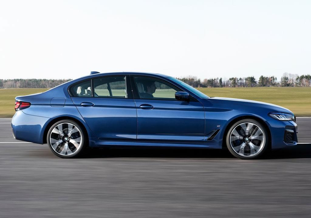 Makyajlı 2021 BMW 5 Serisi Fiyatı
