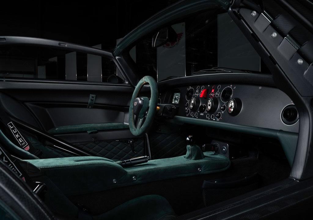 2020 Donkervoort D8 GTO-JD70 Bare Naked Carbon Edition Kokpiti