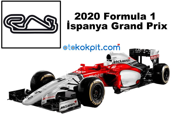 2020 Formula 1 İspanya Grand Prix Hangi Gün
