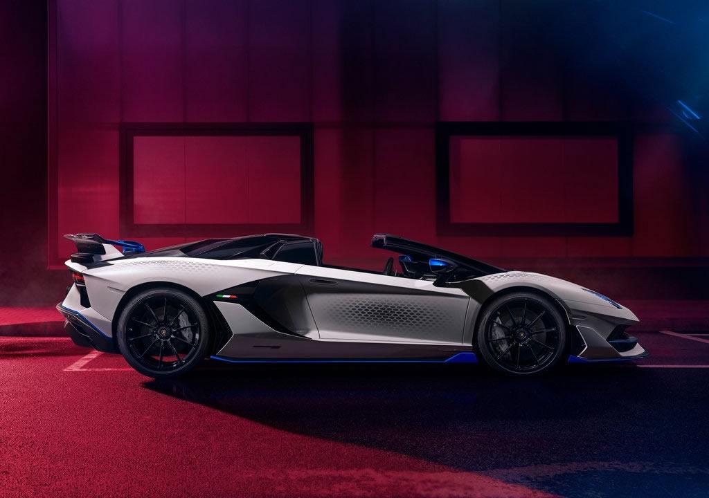 2020 Lamborghini Aventador SVJ Roadster Xago Edition Fotoğrafları