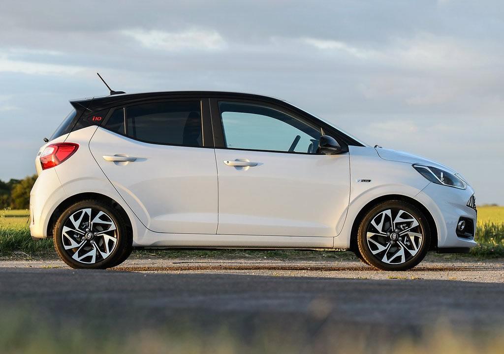 2020 Yeni Hyundai i10 N Line Donanımları