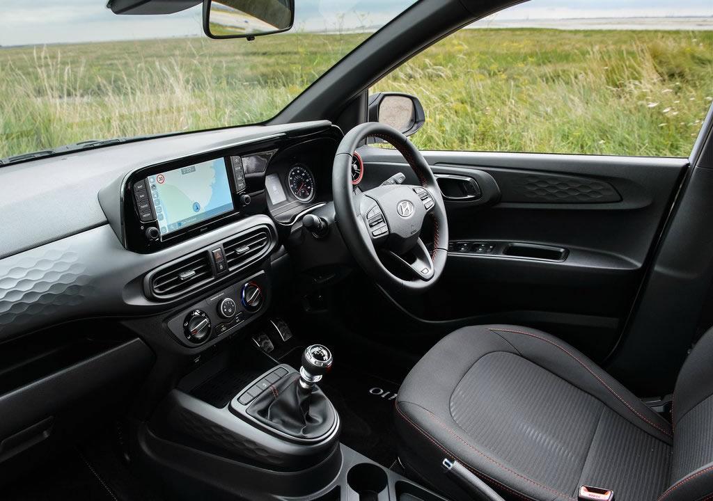 2020 Yeni Hyundai i10 N Line İçi