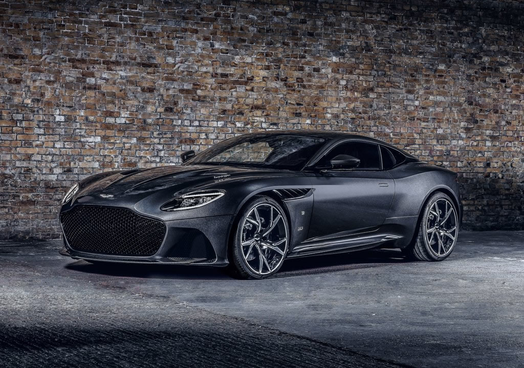 2021 Aston Martin DBS Superleggera 007 Edition
