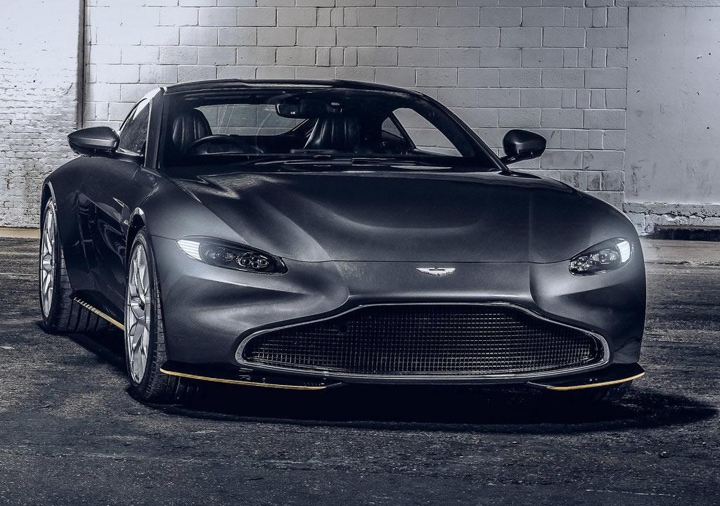 2021 Aston Martin Vantage 007 Edition Özellikleri