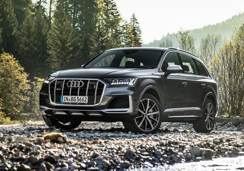 2021 Audi SQ7 TFSI Özellikleri