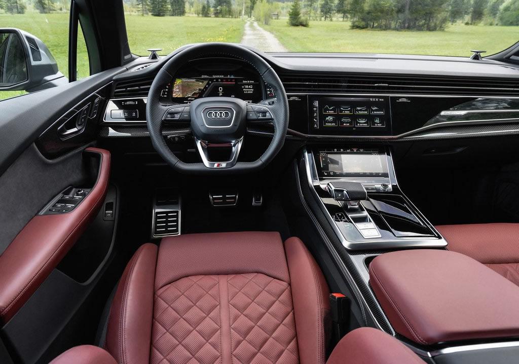 2021 Audi SQ7 TFSI Donanımları