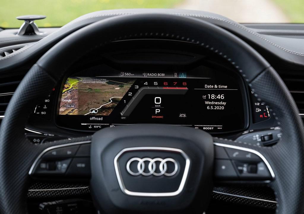 Yeni Audi SQ7 TFSI