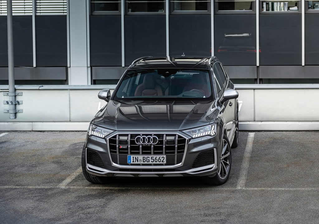 2021 Audi SQ7 TFSI Kaç Beygir?