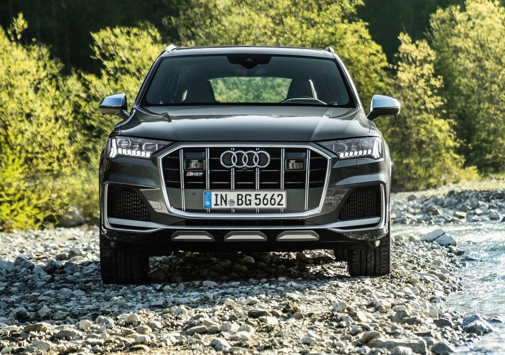 2021 Audi SQ7 TFSI Türkiye