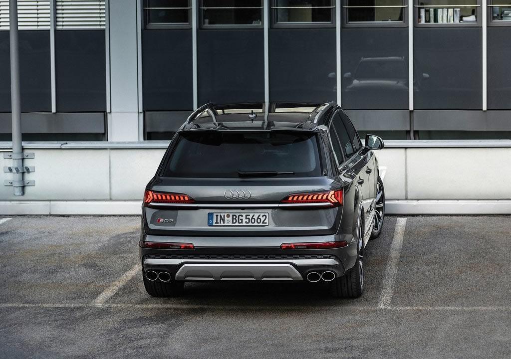 2021 Audi SQ7 TFSI Fiyatı