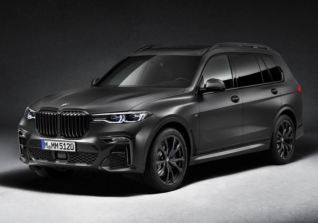 2021 BMW X7 Dark Shadow Edition