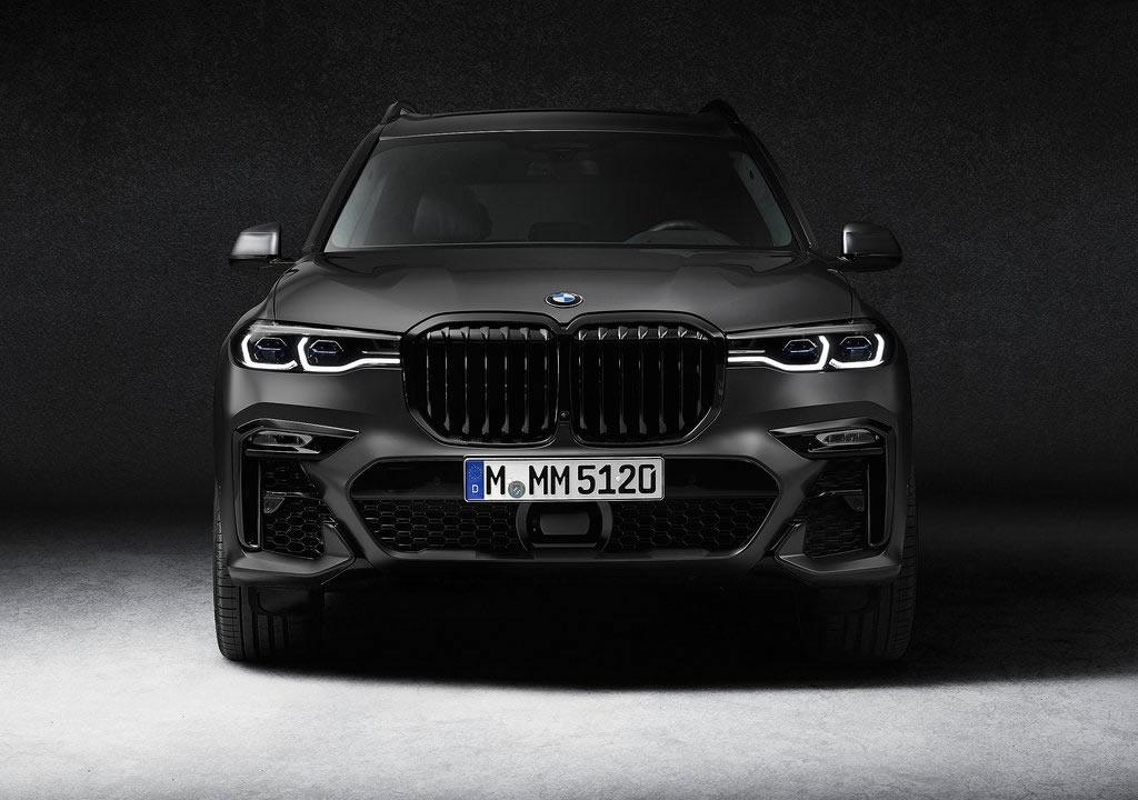 2021 BMW X7 Dark Shadow Edition Teknik Özellikleri