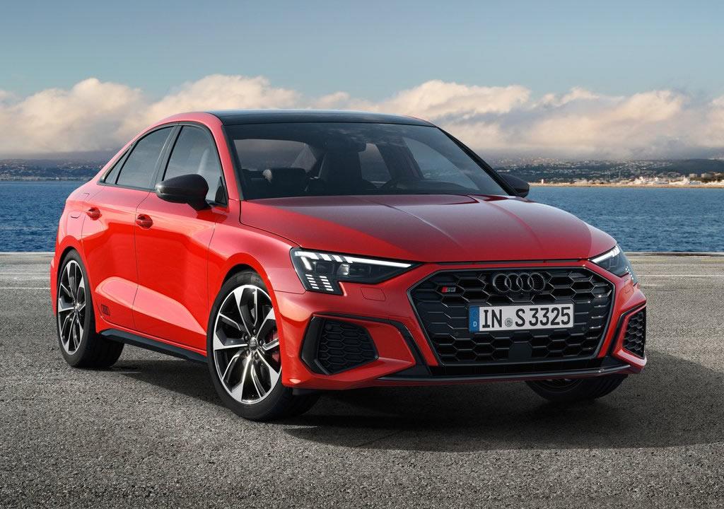 2021 Yeni Audi S3 Sedan Teknik Özellikleri