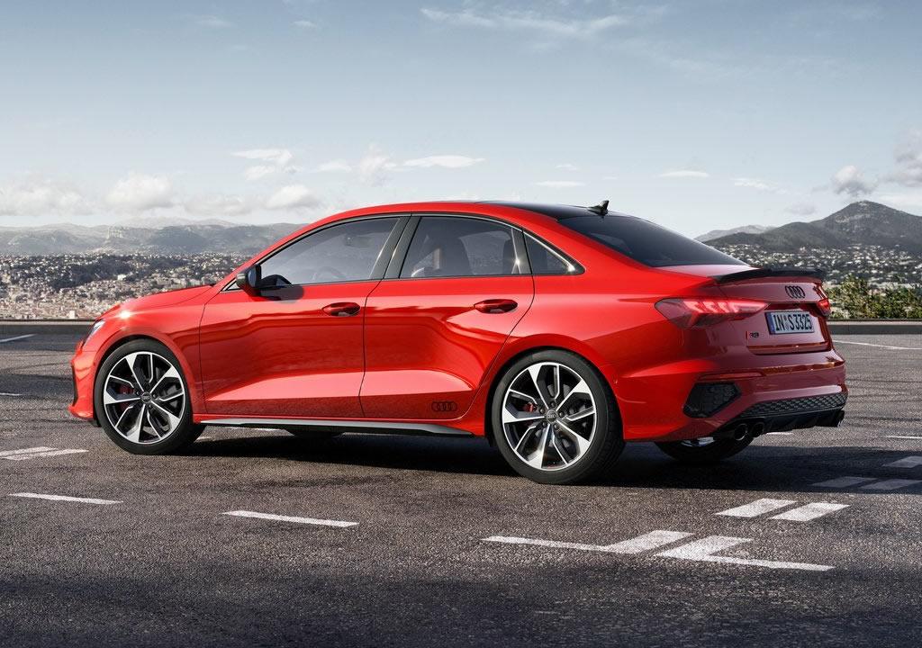 2021 Yeni Audi S3 Sedan Fiyatı
