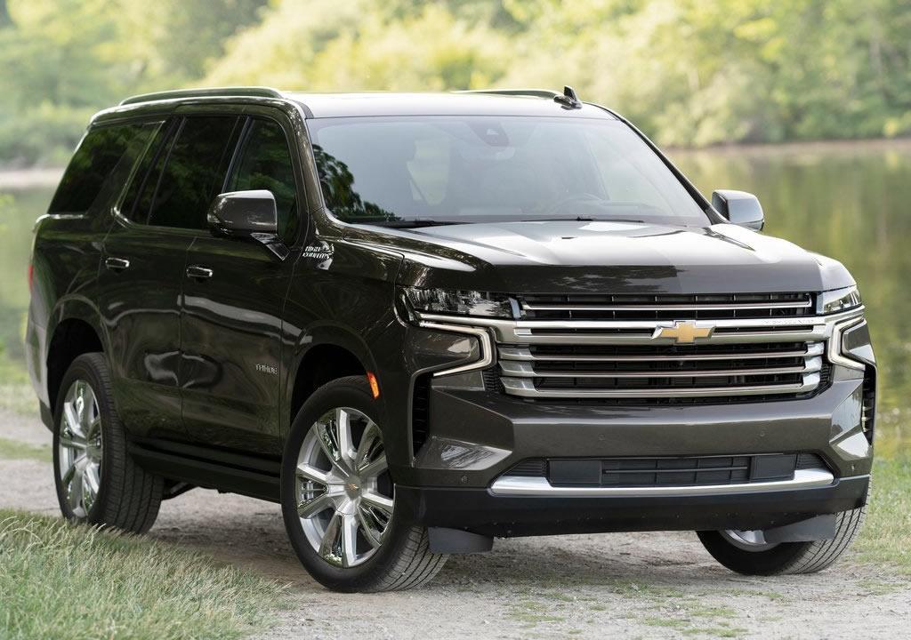2021 Yeni Chevrolet Tahoe Özellikleri