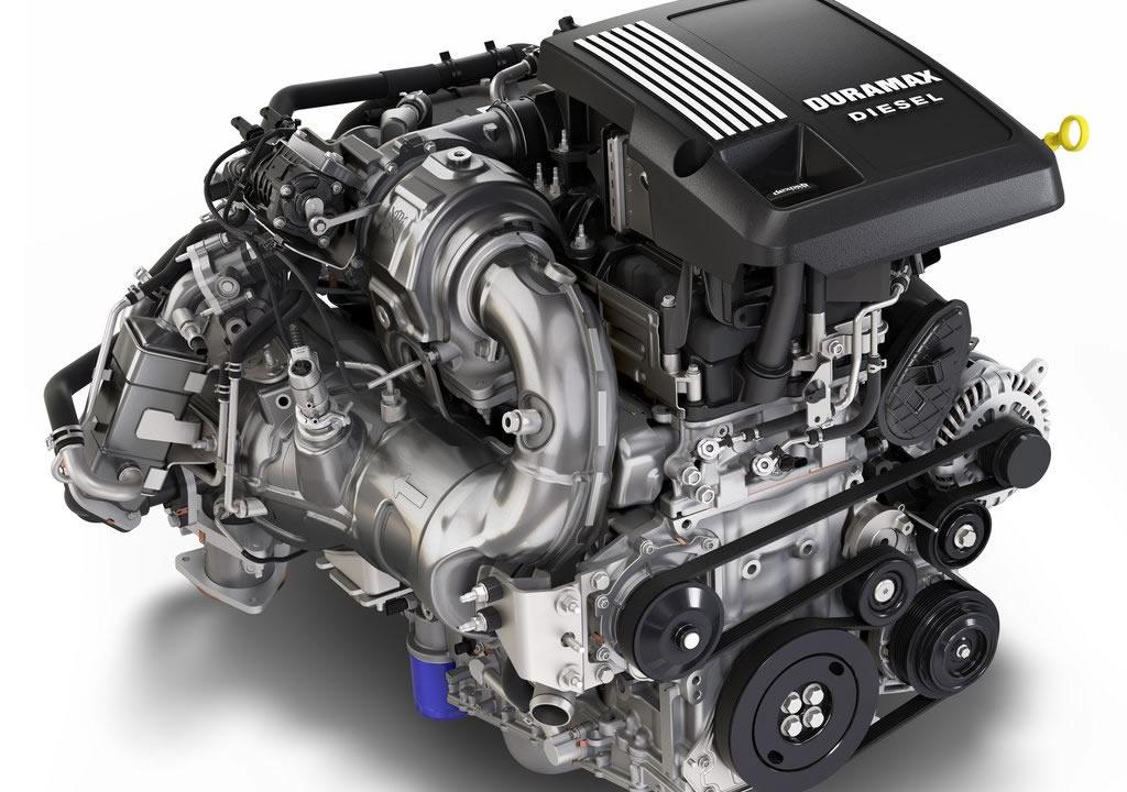 2021 Yeni Chevrolet Tahoe Motoru