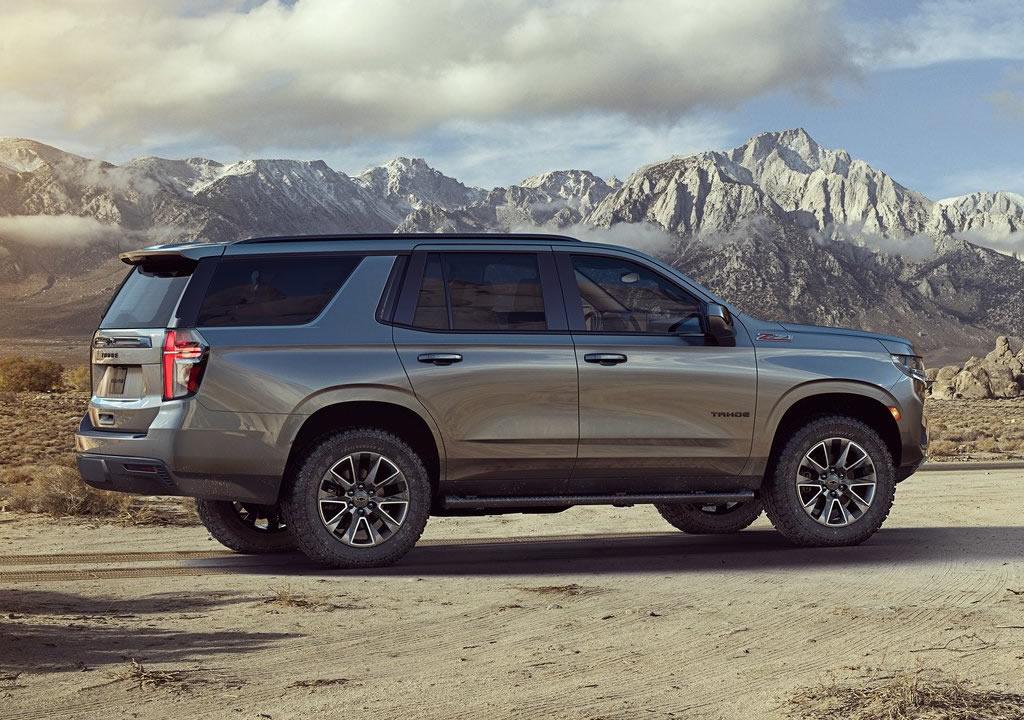 2021 Yeni Chevrolet Tahoe Teknik Özellikleri