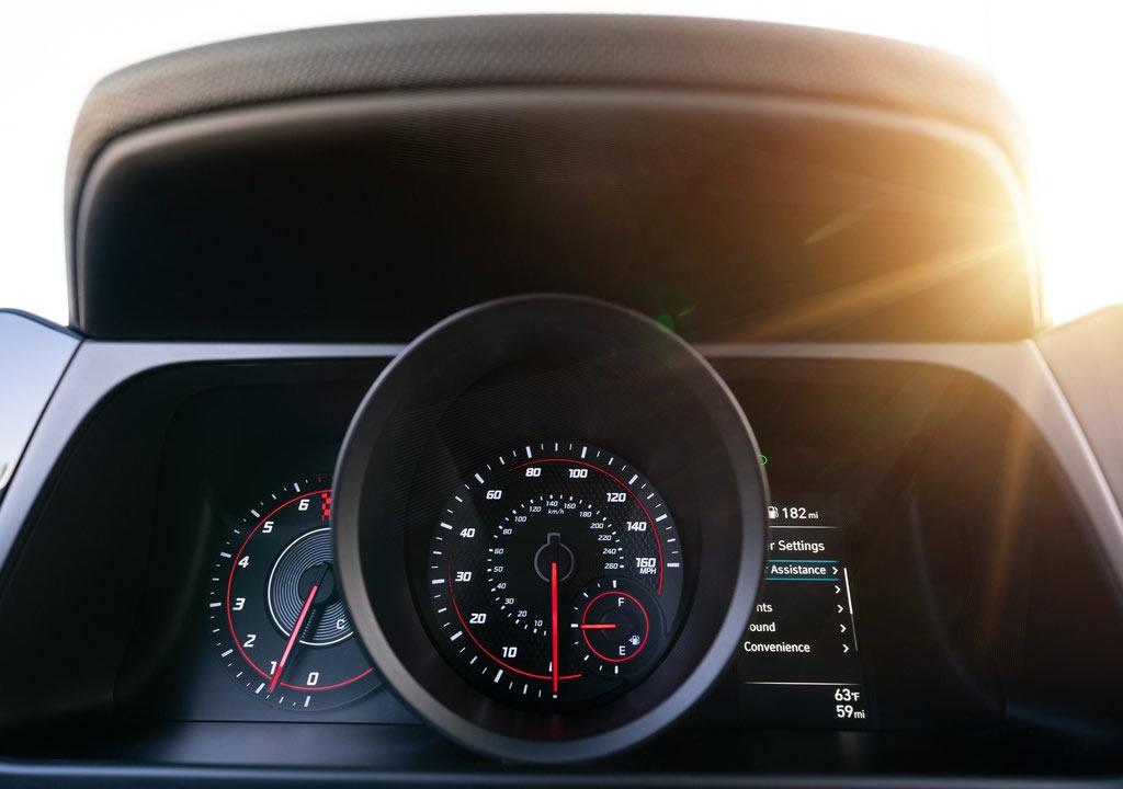 2021 Yeni Hyundai Elantra N Line 0-100 km/s