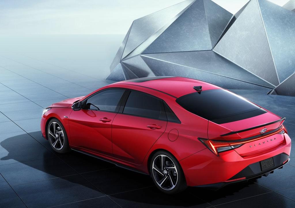 2021 Yeni Hyundai Elantra N Line Teknik Özellikleri