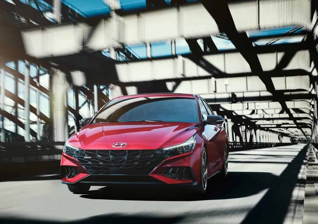 2021 Yeni Hyundai Elantra N Line Özellikleri