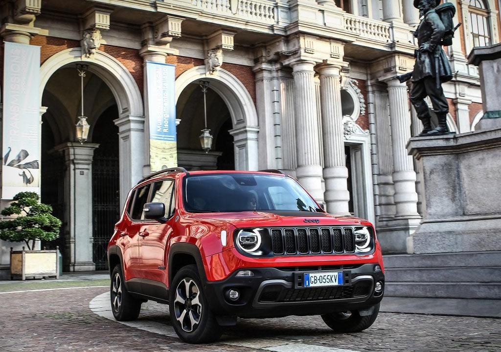 2021 Yeni Jeep Renegade 4xe
