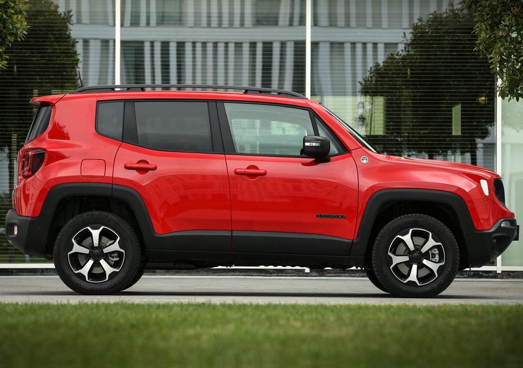 2021 Yeni Jeep Renegade 4xe Türkiye