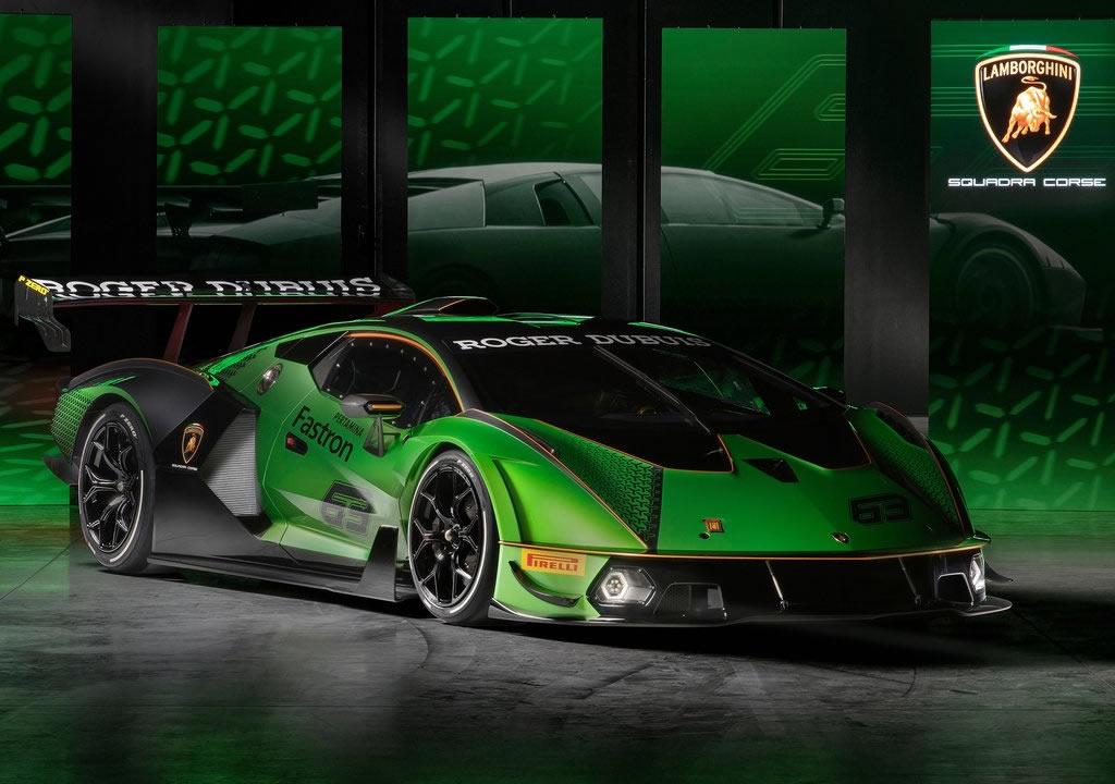 2021 Yeni Lamborghini Essenza SCV12 Özellikleri