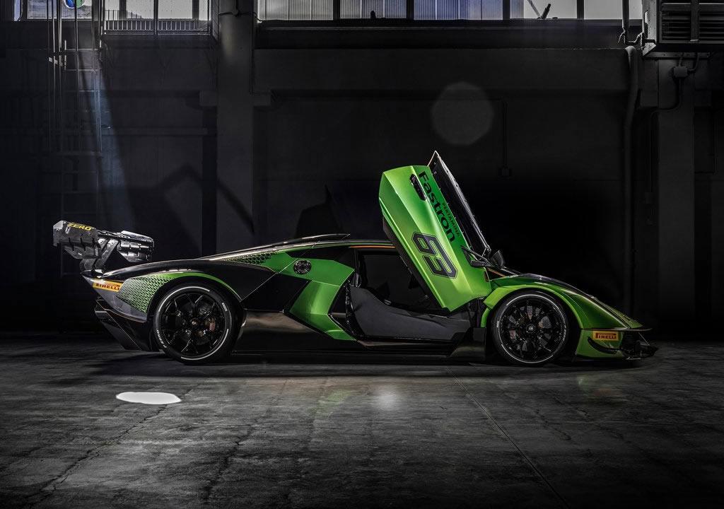 2021 Yeni Lamborghini Essenza SCV12