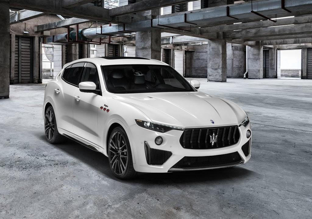 2021 Yeni Maserati Levante Trofeo Özellikleri