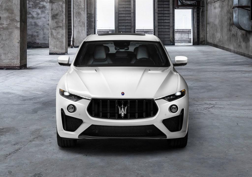 2021 Yeni Maserati Levante Trofeo Donanımları