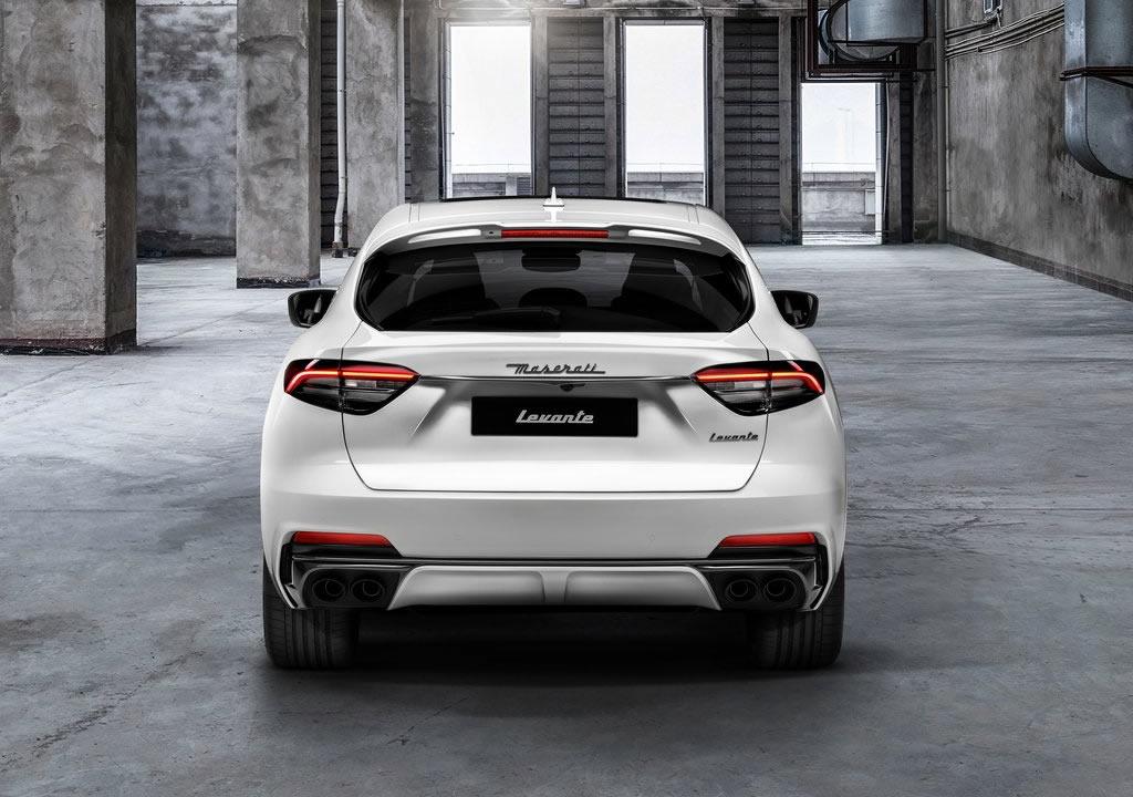 2021 Yeni Maserati Levante Trofeo Fotoğrafları
