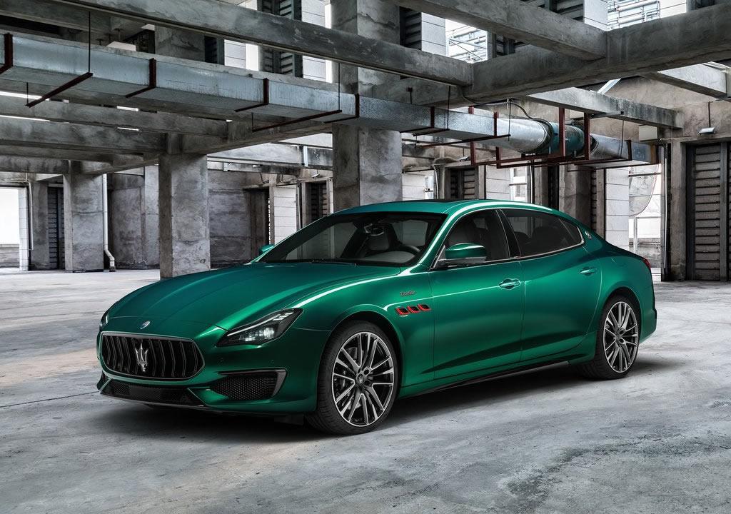 2021 Yeni Maserati Quattroporte Trofeo Özellikleri