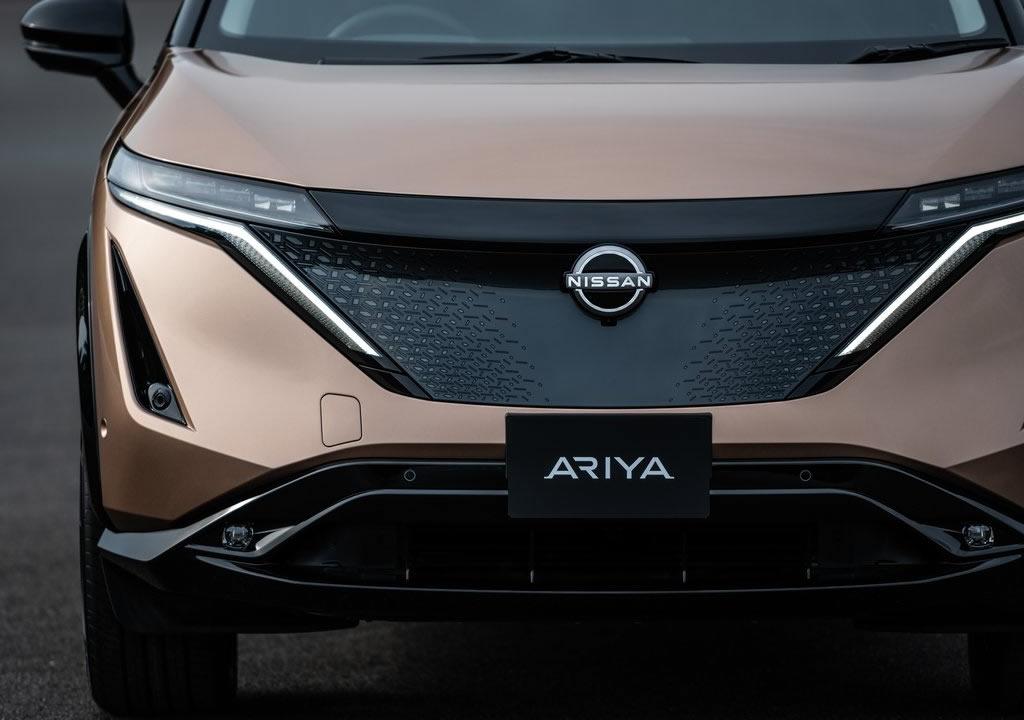 2021 Yeni Nissan Ariya 0-100 km/s