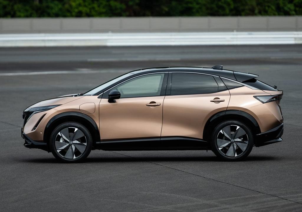 2021 Yeni Nissan Ariya Fotoğrafları