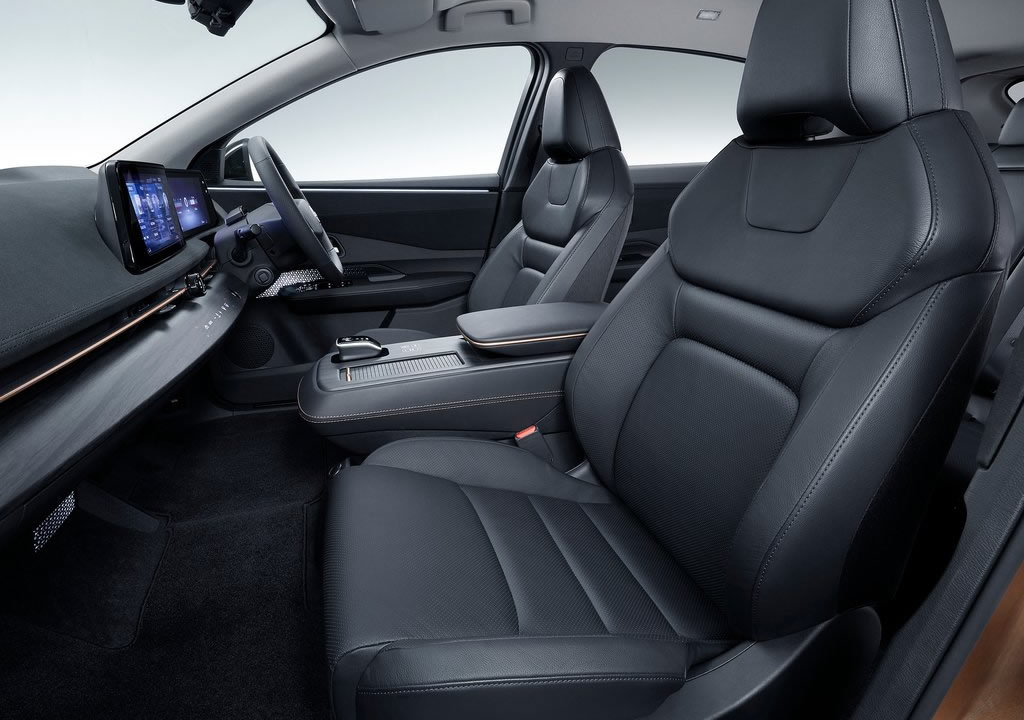 Elektrikli 2021 Yeni Nissan Ariya