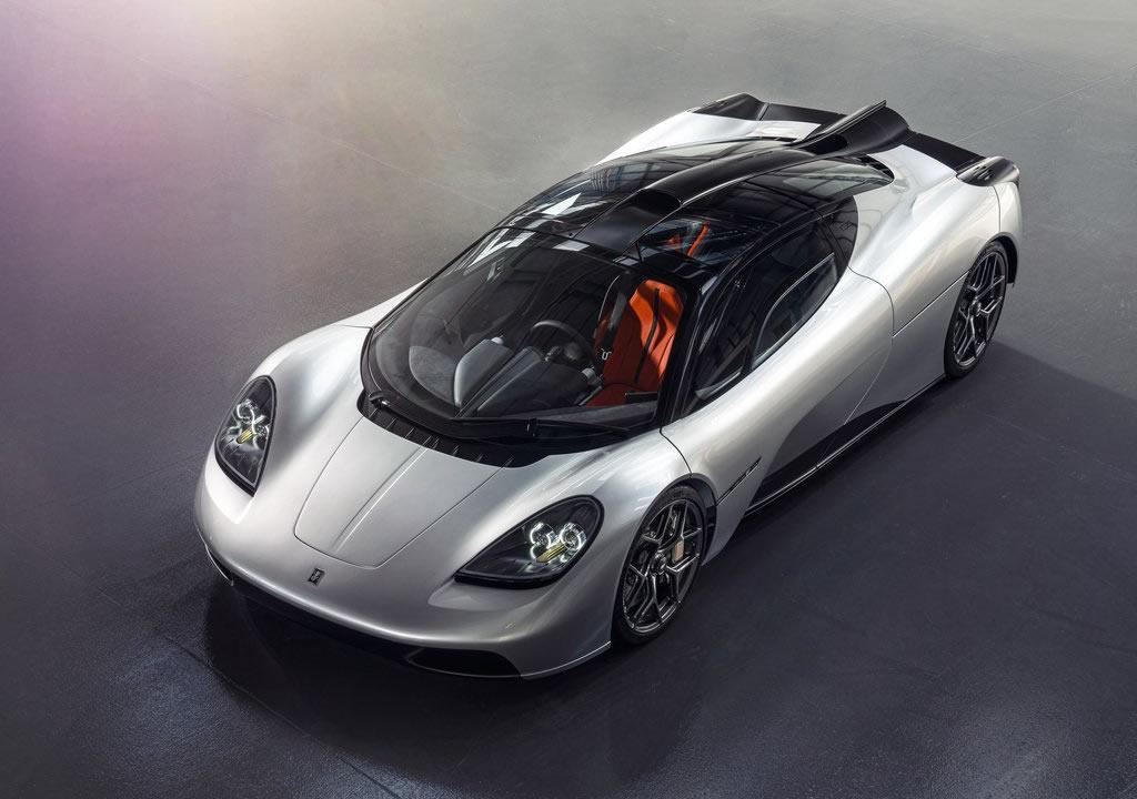 2022 Yeni Gordon Murray T.50 Fiyatı