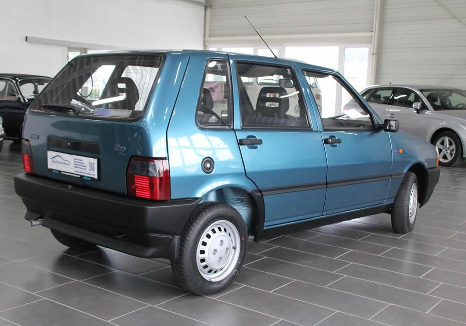 En Temiz Fiat Uno