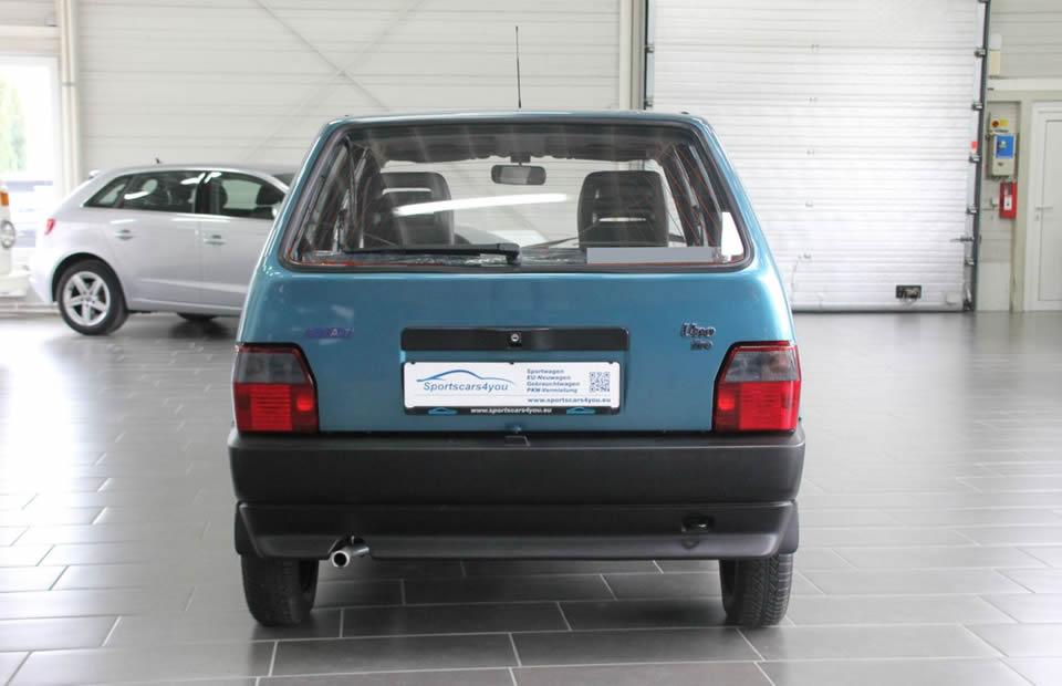 Sıfır Fiat Uno