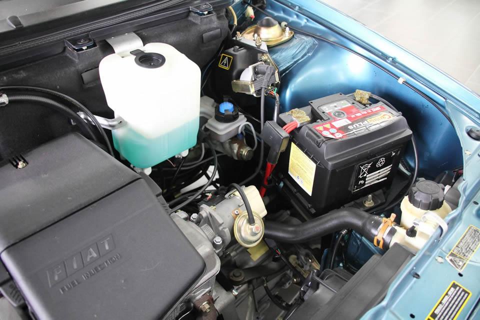 Sıfır Fiat Uno Motoru